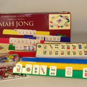 Basic Mah-Jongg Set Plastic Tiles