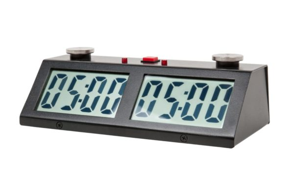 Z-Mart Pro Clock with Metal Case