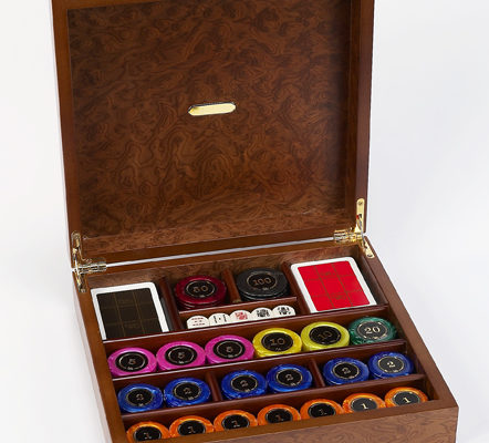 Opera Game Poker Set