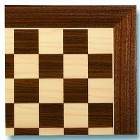 Master Board with Brass Corners
