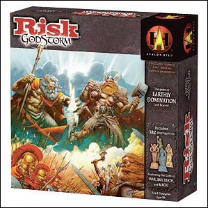 Risk God Storm Ancient Earth and Beyond
