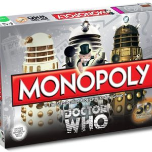 Dr. Who Monopoly Collector's Edition