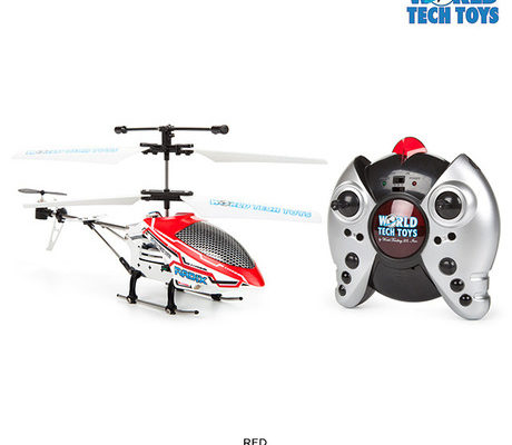 Radix 3.5CH Gyro Indoor Metal RC Helicopter