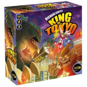 King Of Tokyo Energy Healing and Whack