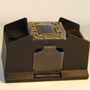 Automatic 4-Deck Card Shuffler
