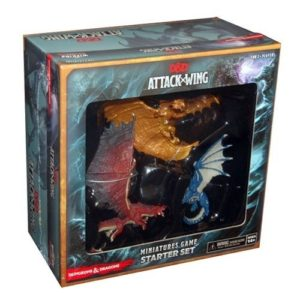 Attack Wing Dungeons and Dragons