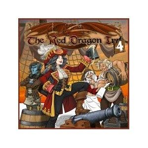 The Red Dragon Inn 4 Fantasy Adventurers