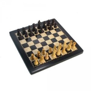 "8"" Exclusive Analysis Chess Set with Case"