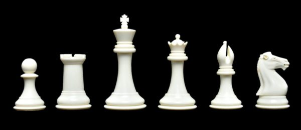 The Collector Series Plastic Chessmen