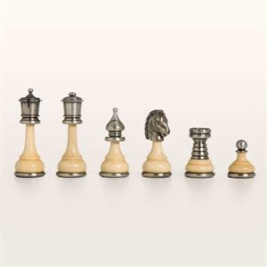 Italian Tournament Chess Pieces