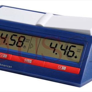 DGT North American Digital Chess Clock