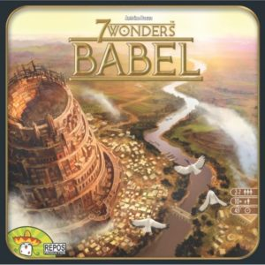 7 Wonders Babel Expansion Two Modules