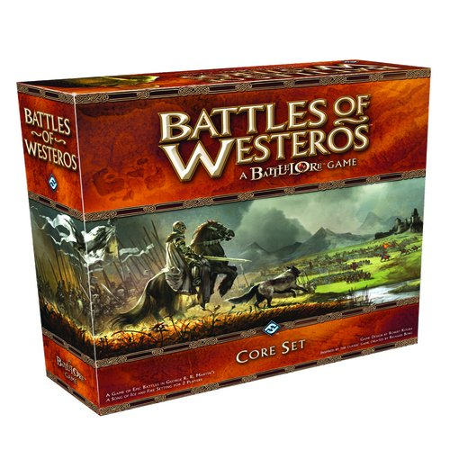 Battles of Westeros - A BattleLore Game