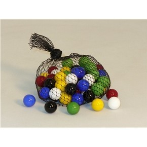 Chinese Checker Marbles Sixty