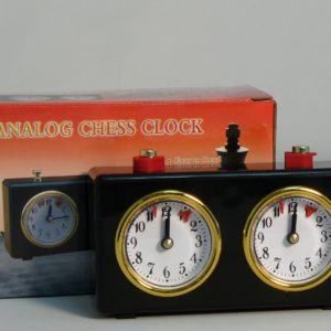 Wind-Up Analog Chess Clock