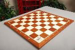 Mahogany and Maple Wood Tournament Chess Board