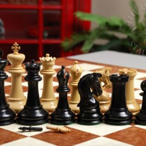 The Sultan Series Luxury Chess Set