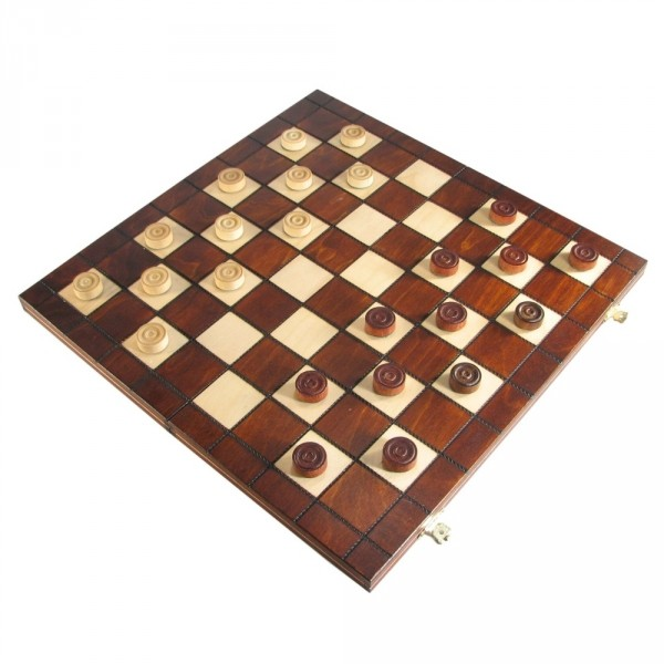 "16"" Western Folding Checker Set"
