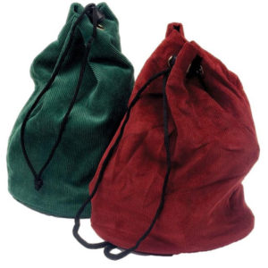 Drawstring Chess Bag Easy Carrying