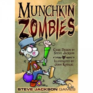 Munchkin Zombies Kill the Living
