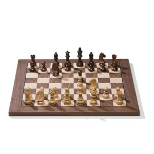 DGT e-Board Timeless Chess Pieces and Chess Board