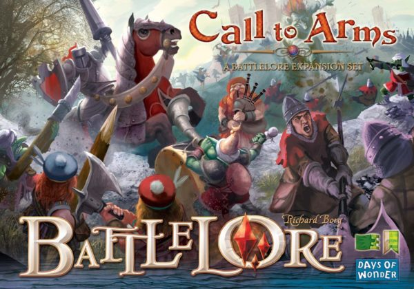 BattleLore Call to Arms Expansion Pack