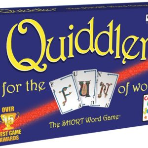 Quiddler Vocabulary and Thinking Skills