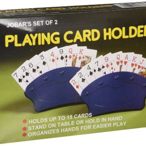 Playing Card Holders Free Standing Set of 2