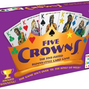 Five Crowns Rummy Style Card Game