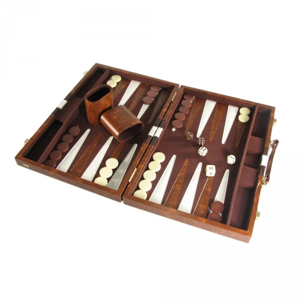 Attache Backgammon Set