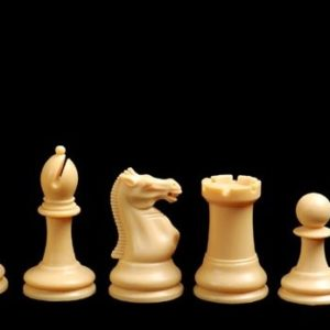 The Marshall Library Series Plastic Chessmen