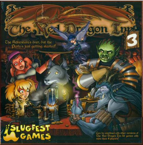 The Red Dragon Inn 3 New Adventurers