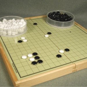Magnetic Go Set Folding Board Houston