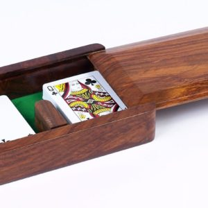 Double American Plastic Playing Cards