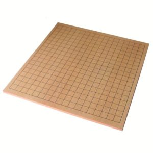 Wooden Go Board Flat Pressed Wood