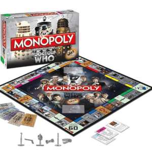 Dr Who Monopoly: Collector's Edition