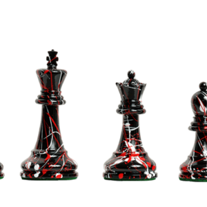 Fischer Spassky Artisan Series Chess Pieces