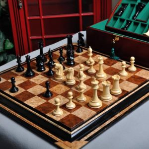 The Supreme Collector Series Luxury Chess Pieces | Quality Games TX