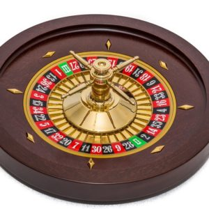 Professional Wood Roulette Wheel