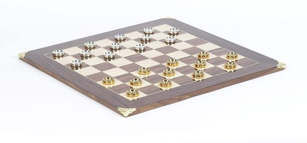Gold Checkers and Master Board