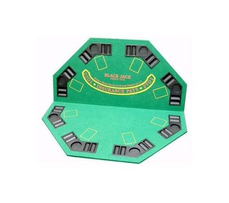 2-in-1 Poker Blackjack Table Top