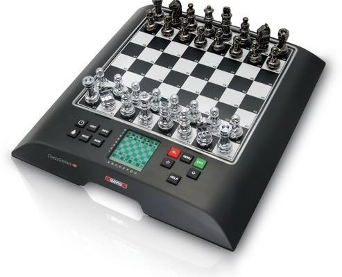 The Millennium Chess Genius Pro Chess Computer