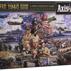Axis and Allies Pacific Second Edition