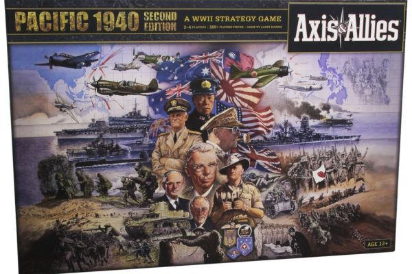 Axis and Allies Pacific 1940 Second Edition