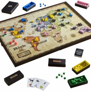 Risk 60th Anniversary Deluxe Heirloom Edition