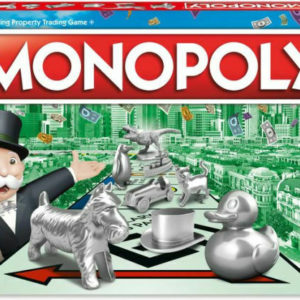 Classic Monopoly Board Game