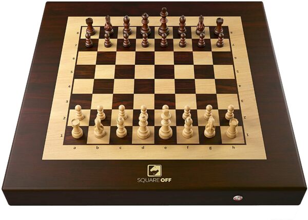 Square Off Kingdom Chess Set