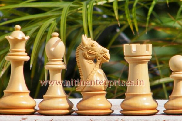 Premium Quality Luxury Chess pieces