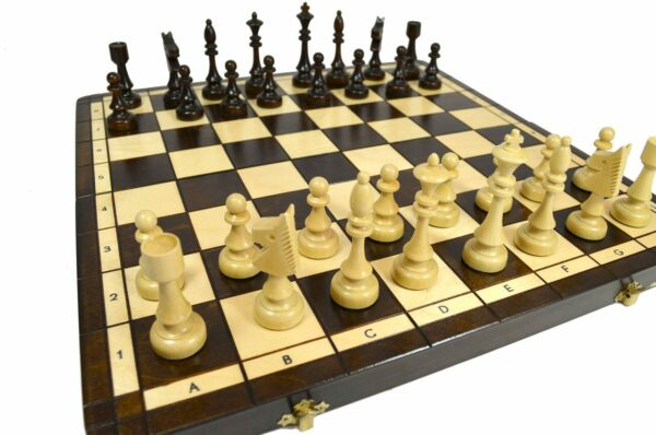 Basic Wooden Chess Set