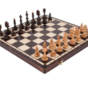 The Small Indian Chess Set
